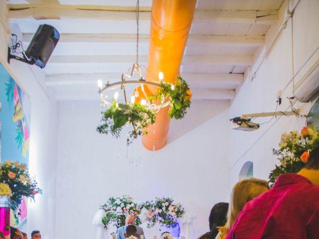 El matrimonio de Carlos y Ledis en Cartagena, Bolívar 30
