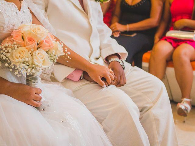 El matrimonio de Carlos y Ledis en Cartagena, Bolívar 31