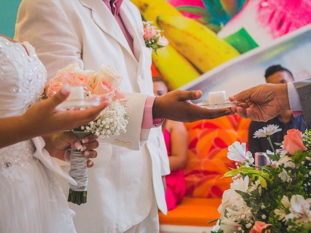 El matrimonio de Carlos y Ledis en Cartagena, Bolívar 32