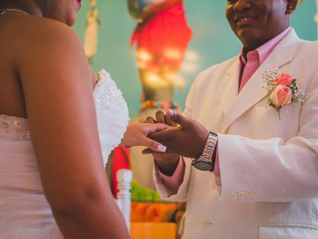 El matrimonio de Carlos y Ledis en Cartagena, Bolívar 34
