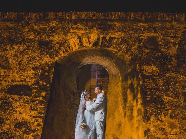 El matrimonio de Carlos y Ledis en Cartagena, Bolívar 44