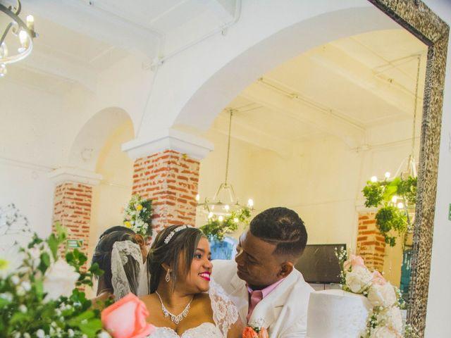 El matrimonio de Carlos y Ledis en Cartagena, Bolívar 48