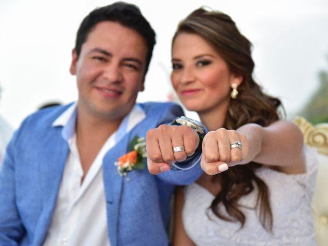 El matrimonio de Diego y Monica en Santa Marta, Magdalena 13