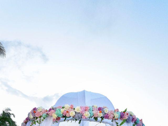 El matrimonio de Diego y Monica en Santa Marta, Magdalena 15