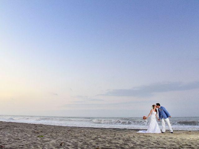 El matrimonio de Diego y Monica en Santa Marta, Magdalena 19