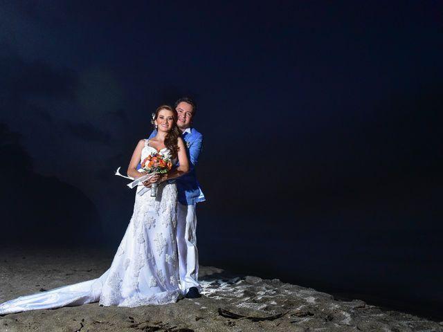 El matrimonio de Diego y Monica en Santa Marta, Magdalena 21