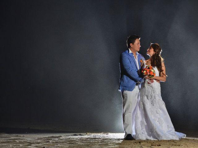 El matrimonio de Diego y Monica en Santa Marta, Magdalena 23