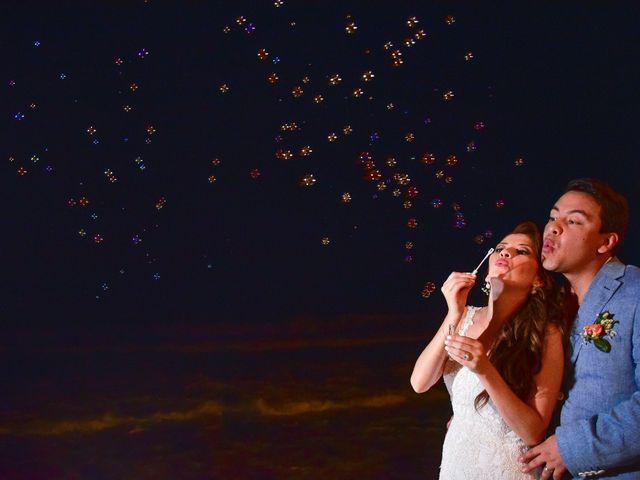 El matrimonio de Diego y Monica en Santa Marta, Magdalena 26