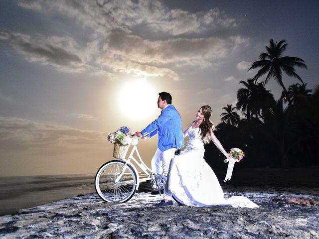El matrimonio de Diego y Monica en Santa Marta, Magdalena 28