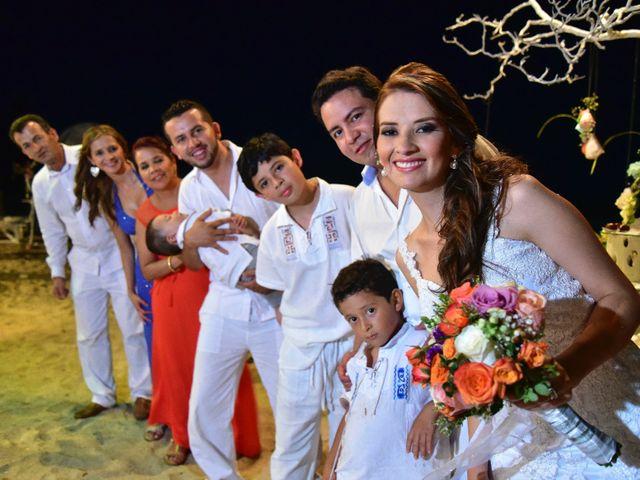 El matrimonio de Diego y Monica en Santa Marta, Magdalena 30