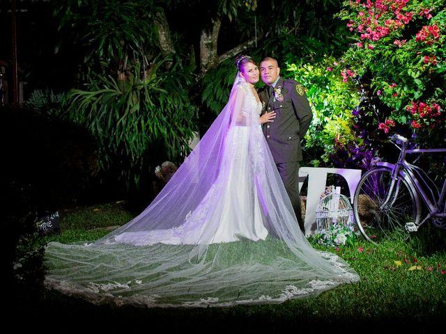 El matrimonio de Marinella y Diego Fernando