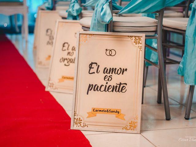 El matrimonio de Sandy y Carmelo en Cartagena, Bolívar 4