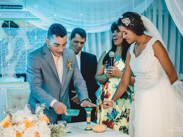 El matrimonio de Sandy y Carmelo en Cartagena, Bolívar 6