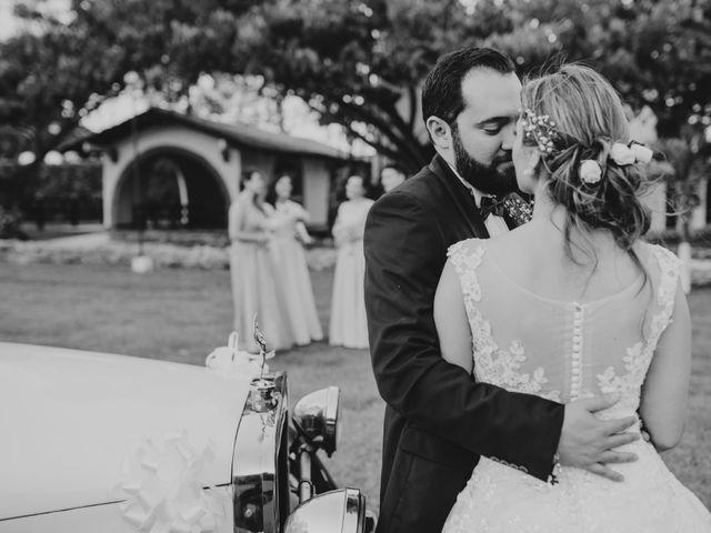 El matrimonio de Iván y Eliana en Manizales, Caldas 1