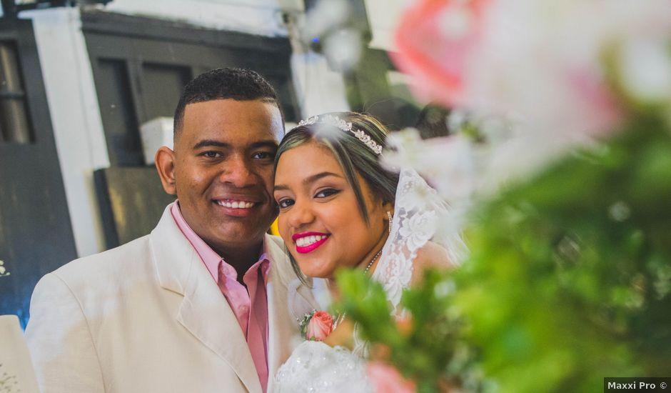 El matrimonio de Carlos y Ledis en Cartagena, Bolívar