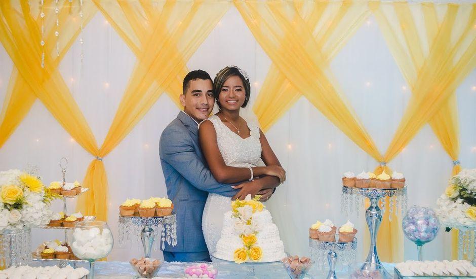 El matrimonio de Sandy y Carmelo en Cartagena, Bolívar