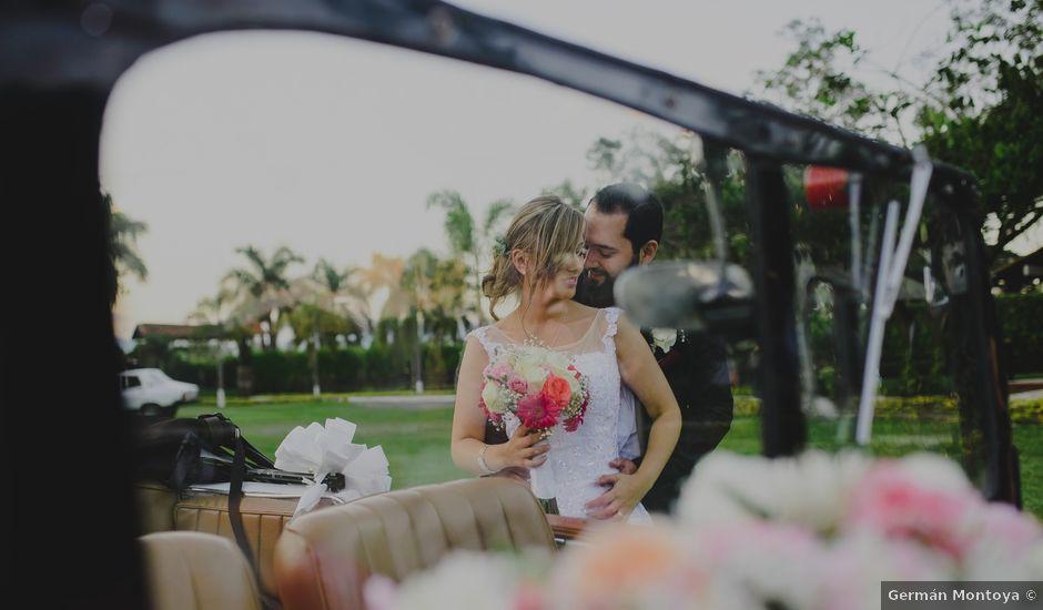 El matrimonio de Iván y Eliana en Manizales, Caldas