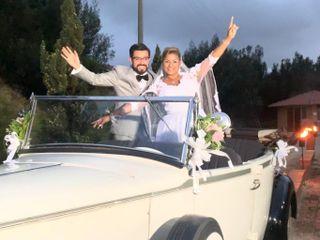 El matrimonio de Diana  y Fredy