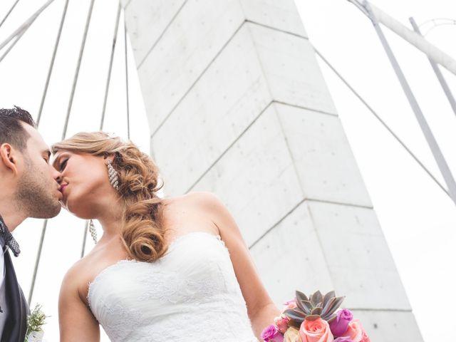 El matrimonio de Karina y Sebastian