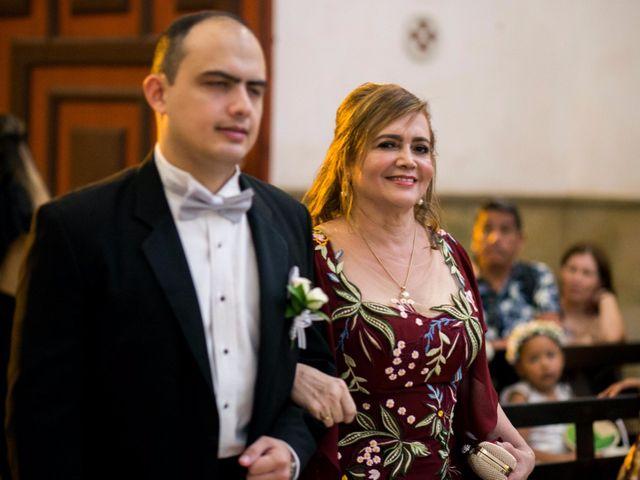El matrimonio de Cassiano y Ana en Cartagena, Bolívar 20