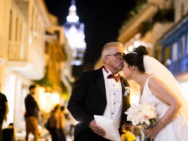 El matrimonio de Cassiano y Ana en Cartagena, Bolívar 22