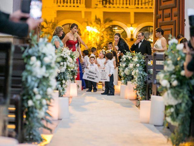 El matrimonio de Cassiano y Ana en Cartagena, Bolívar 24