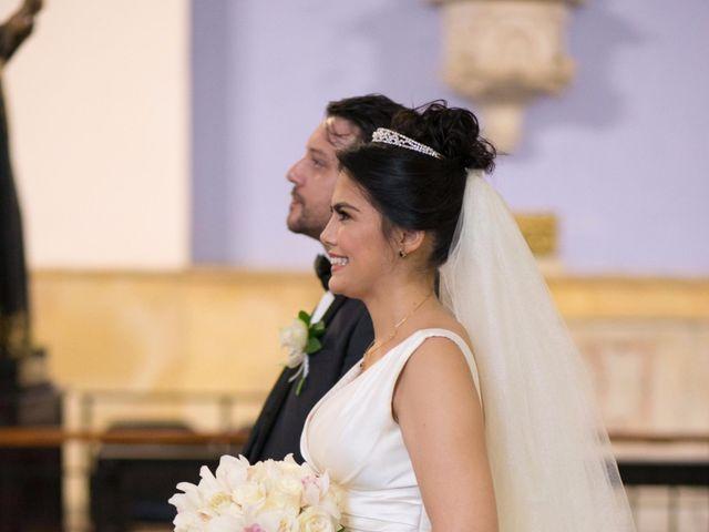 El matrimonio de Cassiano y Ana en Cartagena, Bolívar 27
