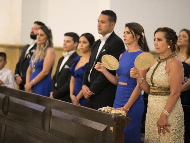 El matrimonio de Cassiano y Ana en Cartagena, Bolívar 28