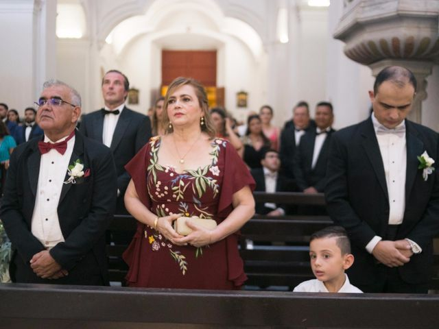 El matrimonio de Cassiano y Ana en Cartagena, Bolívar 29