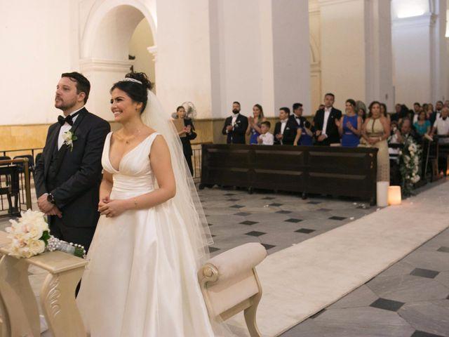 El matrimonio de Cassiano y Ana en Cartagena, Bolívar 39
