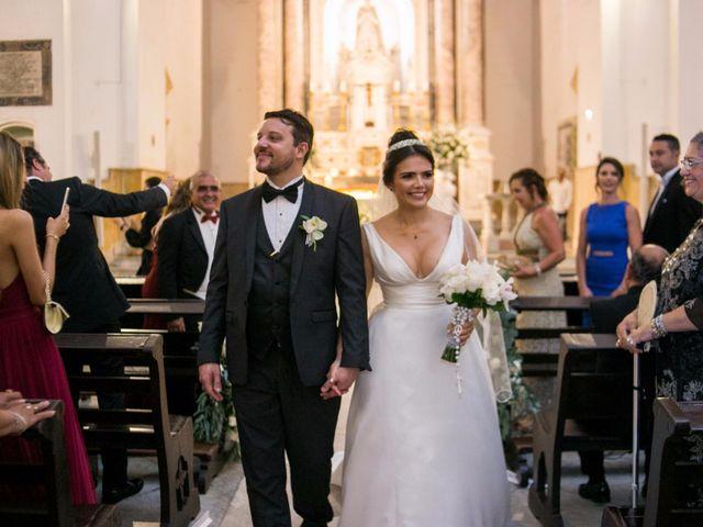 El matrimonio de Cassiano y Ana en Cartagena, Bolívar 41