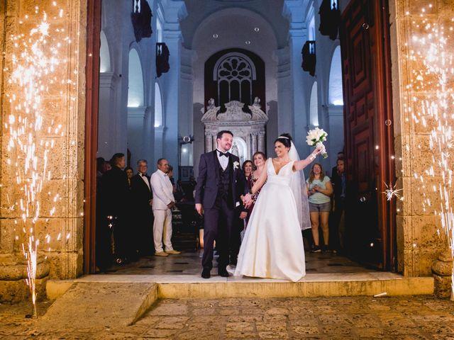 El matrimonio de Cassiano y Ana en Cartagena, Bolívar 43