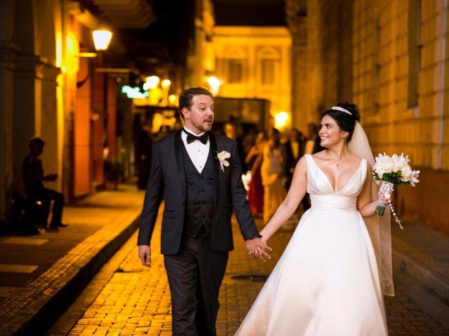 El matrimonio de Cassiano y Ana en Cartagena, Bolívar 2