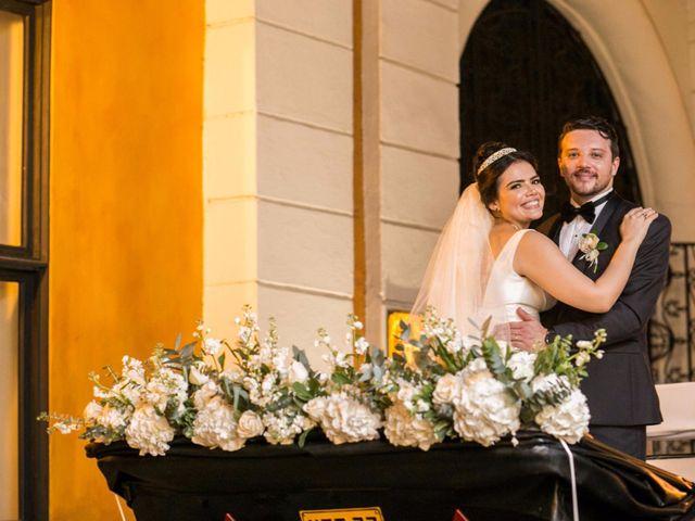 El matrimonio de Cassiano y Ana en Cartagena, Bolívar 46
