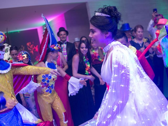 El matrimonio de Cassiano y Ana en Cartagena, Bolívar 84