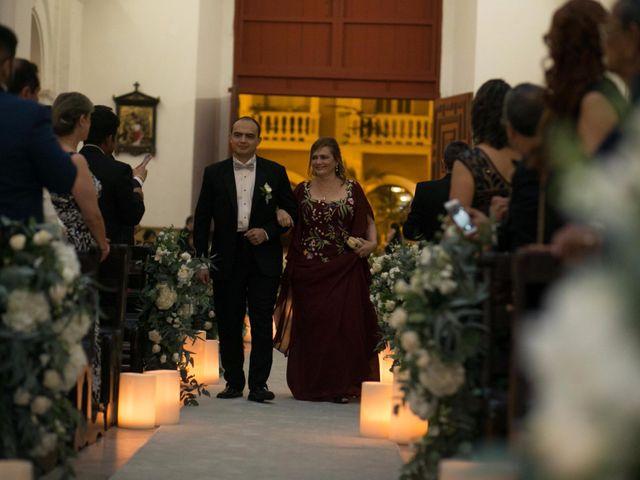 El matrimonio de Cassiano y Ana en Cartagena, Bolívar 103