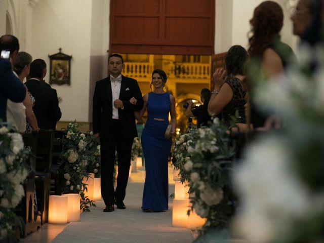 El matrimonio de Cassiano y Ana en Cartagena, Bolívar 107