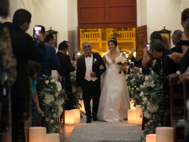 El matrimonio de Cassiano y Ana en Cartagena, Bolívar 109
