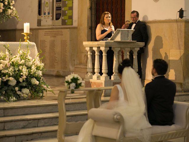 El matrimonio de Cassiano y Ana en Cartagena, Bolívar 111