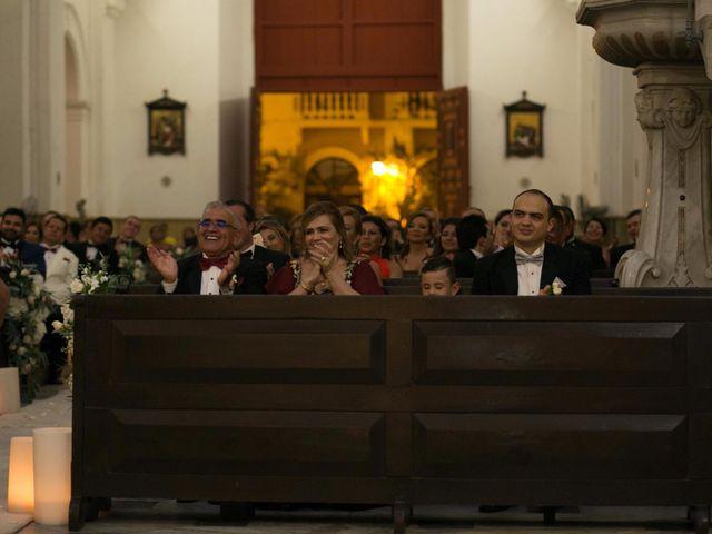El matrimonio de Cassiano y Ana en Cartagena, Bolívar 114