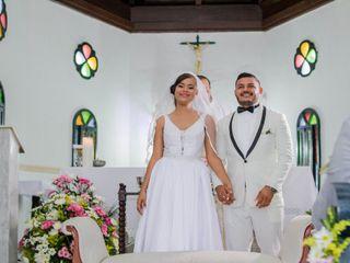 El matrimonio de Victoria y Francisco