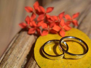 El matrimonio de Tatiana y Andrés 2