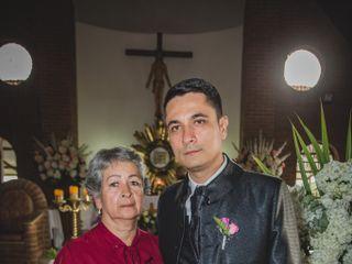 El matrimonio de Yadira y Óscar 2
