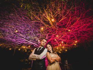 El matrimonio de Yadira y Óscar