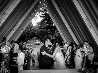 El matrimonio de Mabel y Andrés