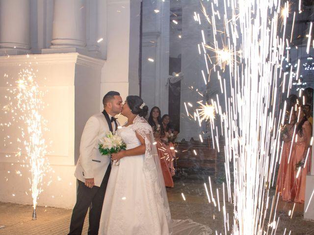 El matrimonio de Karel y Dina en Ciénaga, Magdalena 16