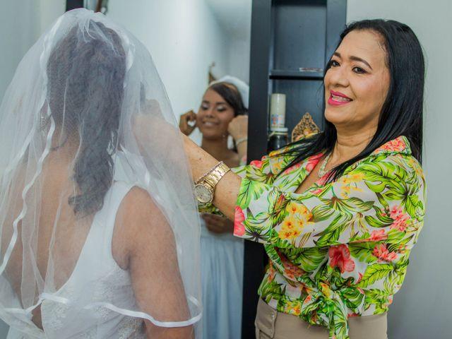 El matrimonio de Francisco y Victoria en Cartagena, Bolívar 1