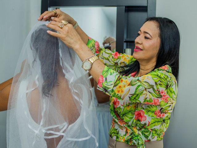 El matrimonio de Francisco y Victoria en Cartagena, Bolívar 2