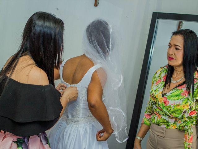 El matrimonio de Francisco y Victoria en Cartagena, Bolívar 4