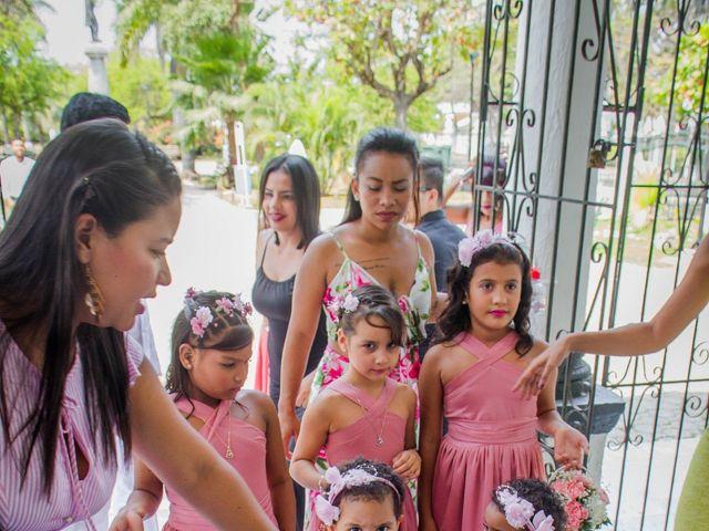 El matrimonio de Francisco y Victoria en Cartagena, Bolívar 6